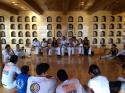 Capoeira en el 4to nivel